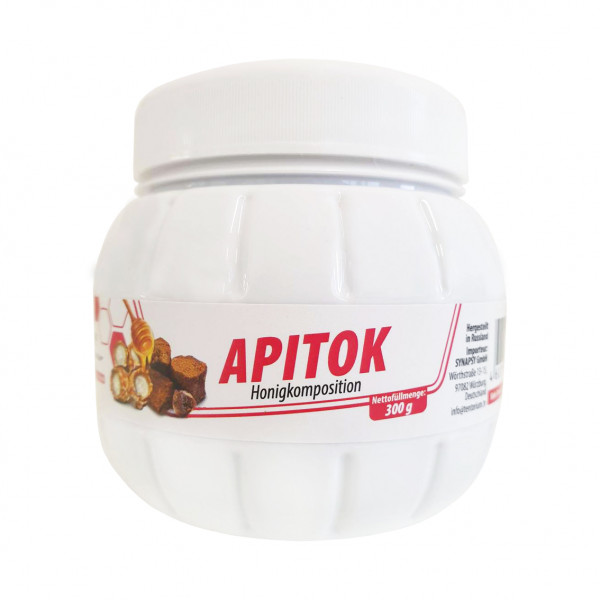 Honey blend Apitok (300 g)