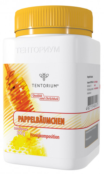 "Honey blend ""Topolyok"" 300g"